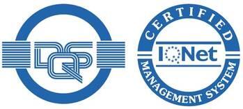 logo dqs ente certificatore di aziende