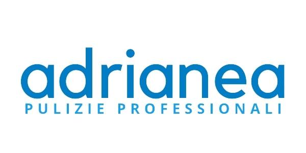 logo di adrianea srl un'azienda di pulizie a roma
